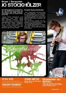Free Music Project Artikel Zukunftskinder