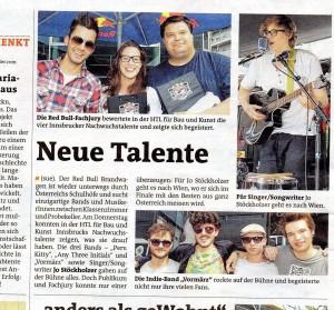 Jo Stöckholzer Stadtblatt 2012a